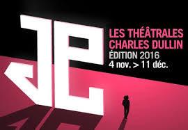 «Werther!» dans le cadre des Théâtrales Charles Dullin 2016