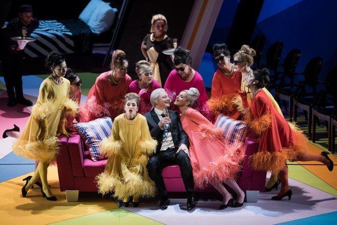 « Une nuit à Venise » à l'Opéra de Lyon : Voir Venise et sourire