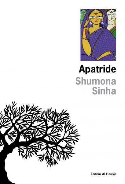 «Apatride» de Shumona Sinha, la femme indienne au cœur d'un roman bouleversant