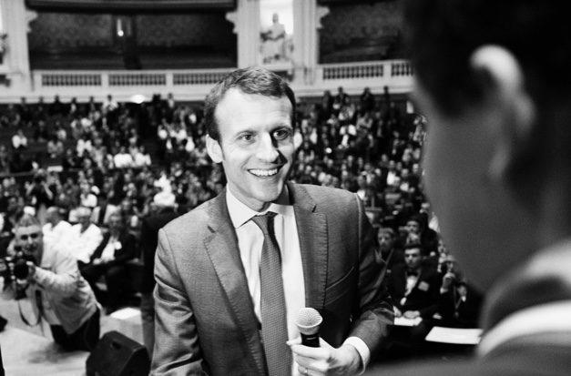 La culture laissée de côté dans le programme d'Emmanuel Macron