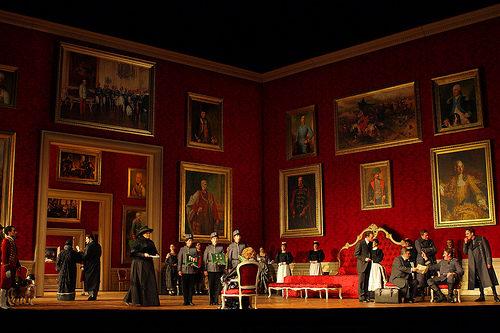 «Der Rosenkavalier» à Covent Garden: au revoir Mme Fleming