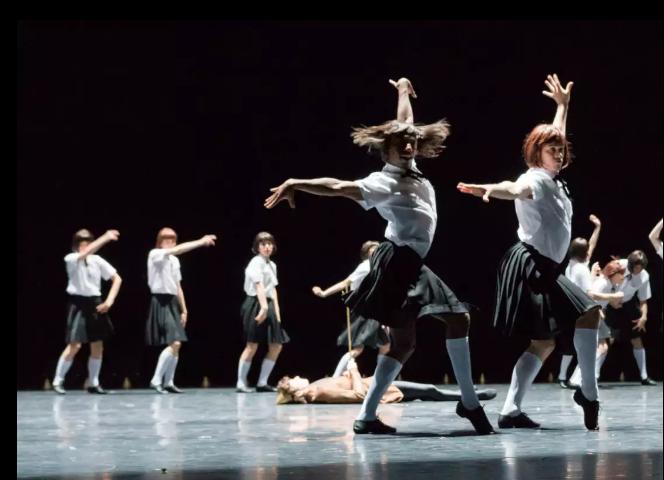 Impressing the Czar, le ballet hors norme de Forsythe