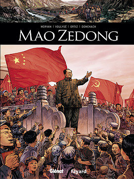 «Mao Zedong» un condensé d'Histoire en BD coédité par Glénat et Fayard !