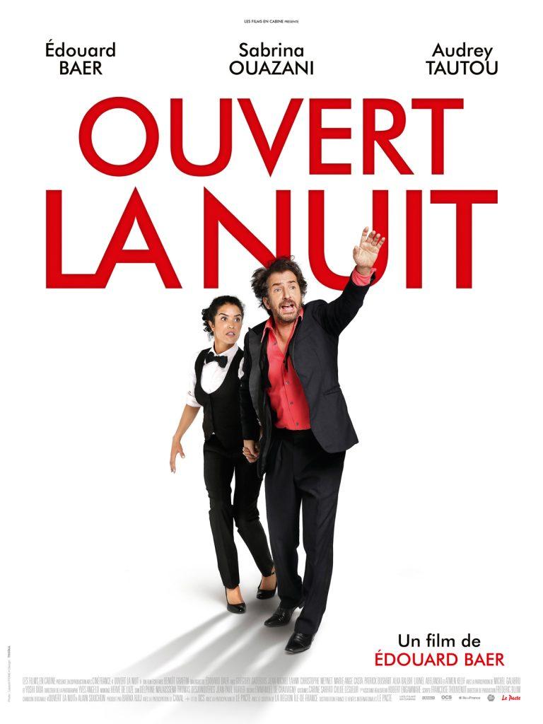 [Critique] «Ouvert la nuit» Edouard Baer dans son carrosse d'or parisien
