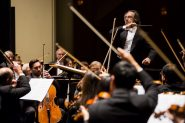 10/30/15 7:41:35 PM -- 2015 Fall U.S. Tour.  Maestro Riccardo Muti conducts BEETHOVEN: Symphony No. 5 in C Minor    . © Todd Rosenberg Photography 2015