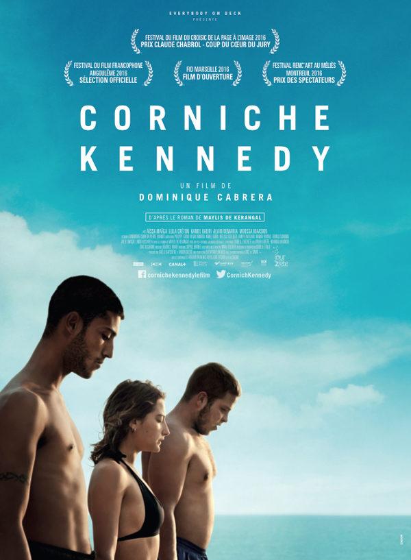 [Critique] « Corniche Kennedy », une belle plongée solaire et sociale auprès des minots de Marseille