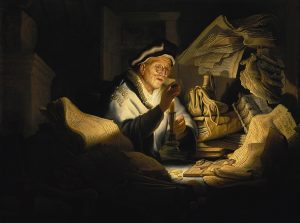 Parabole de l'homme riche © bpk / Gemäldegalerie, SMB