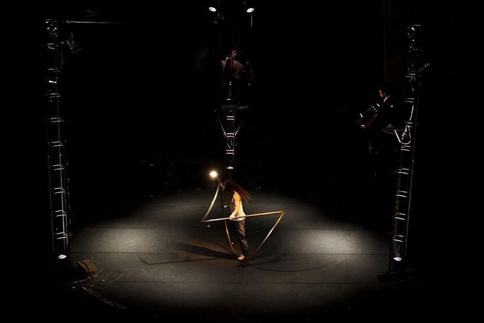 KOZHETTE, un spectacle de cirque très théâtralisé