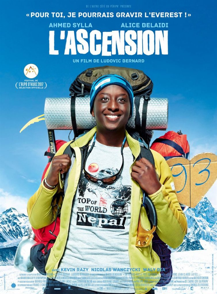 [Critique] du film « L'Ascension » Ahmed Sylla à la conquête de l'Everest