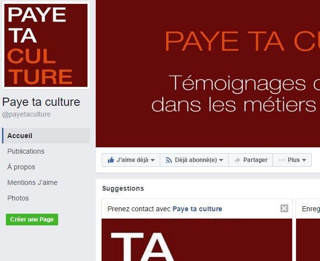 «Paye ta culture» contre le sexisme et le «rideau de verre» dans la culture
