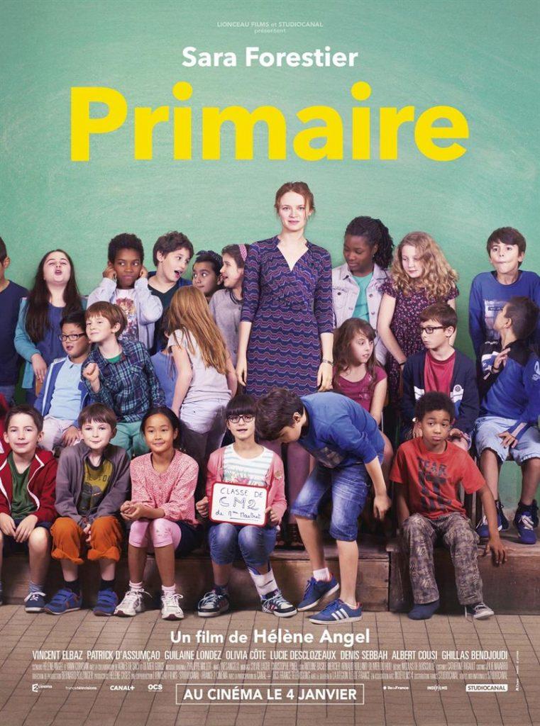 [Critique] du film « Primaire » Sara Forestier, professeure des écoles