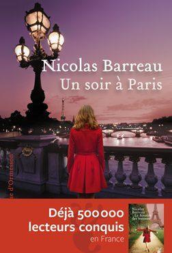 «Un soir à Paris», Nicolas Barreau fait rimer cinéphilie avec amour à la folie