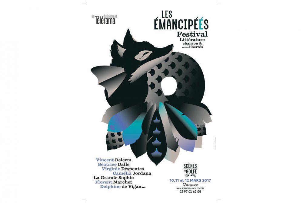 Arnaud Cathrine : «Les émancipées», un festival de «licence poétique»