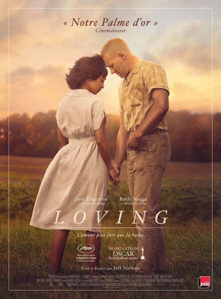 [Critique] du film « Loving » Jeff Nichols filme l'amour ségrégué
