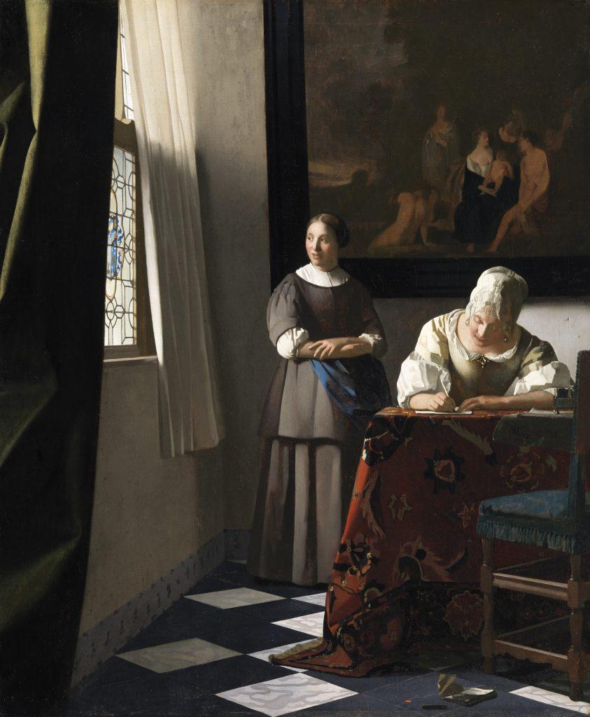 Vermeer désacralisé, Vermeer sublimé ?