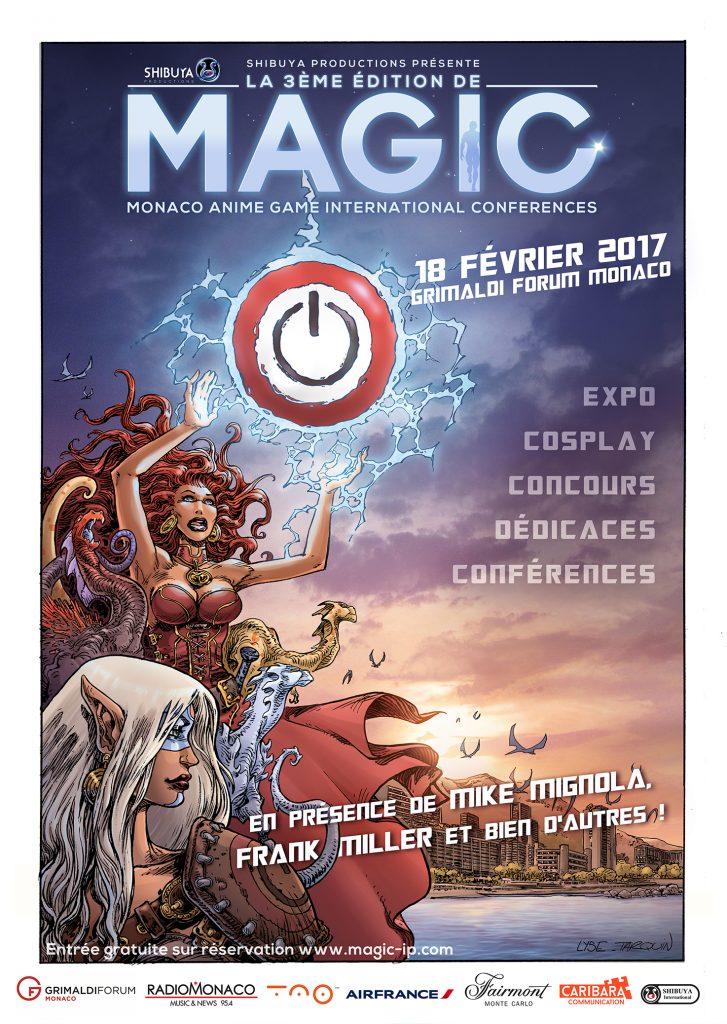 Magic 2017 : le festival monégasque confirme ses ambitions