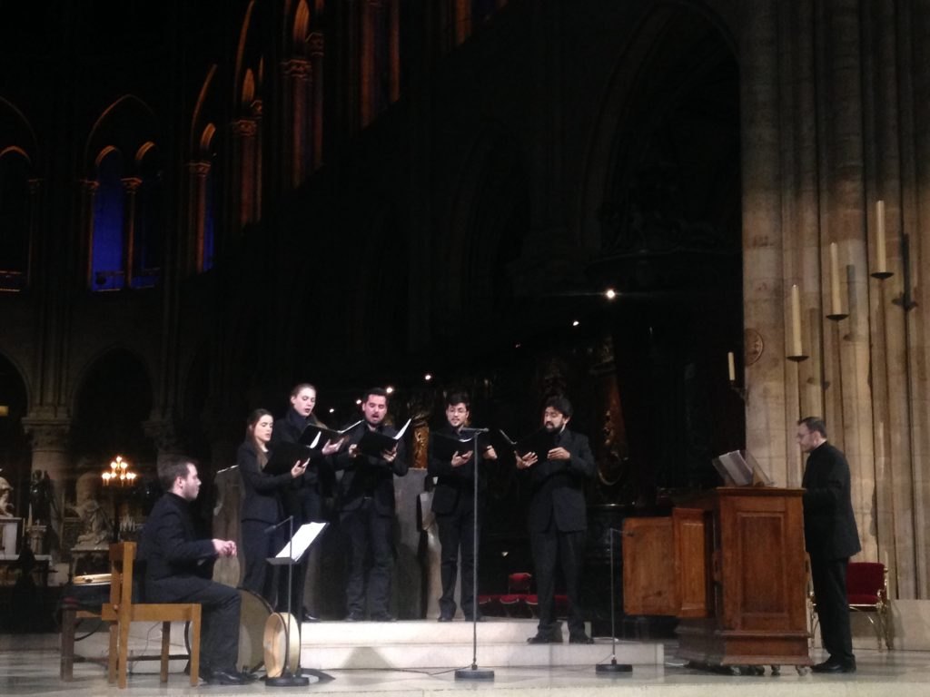 [LIVE-REPORT] Notre-Dame de Paris, cabinet de curiosités musicales espagnoles