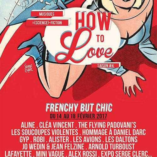 Gagnez 2×2 places pour un concert du festival How To Love du 14 au 18 février au Petit Bain