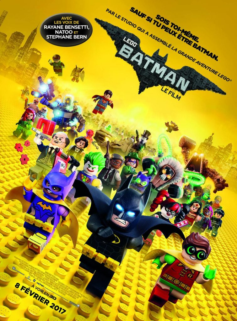 [Critique] de Lego Batman, Le Film: le spin-off de La Grande Aventure Lego