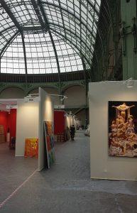 Dépôts d'oeuvres au Salon des Artistes Français