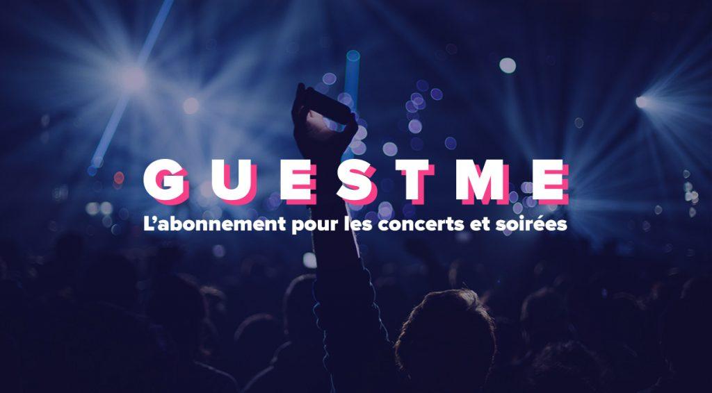 GuestMe, le Deezer de la musique live pour les franciliens