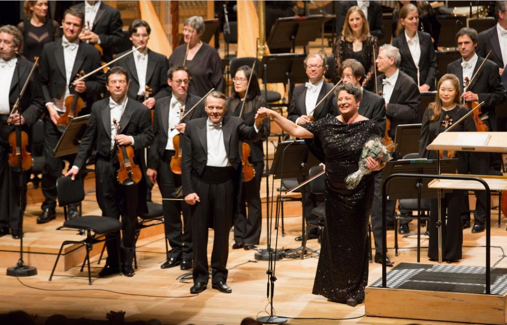 Jansons et la Symphonie des Bayerischen Rundfunks jouent sur le mode brillant un programma grave à la Philharmonie (31/01/2017)