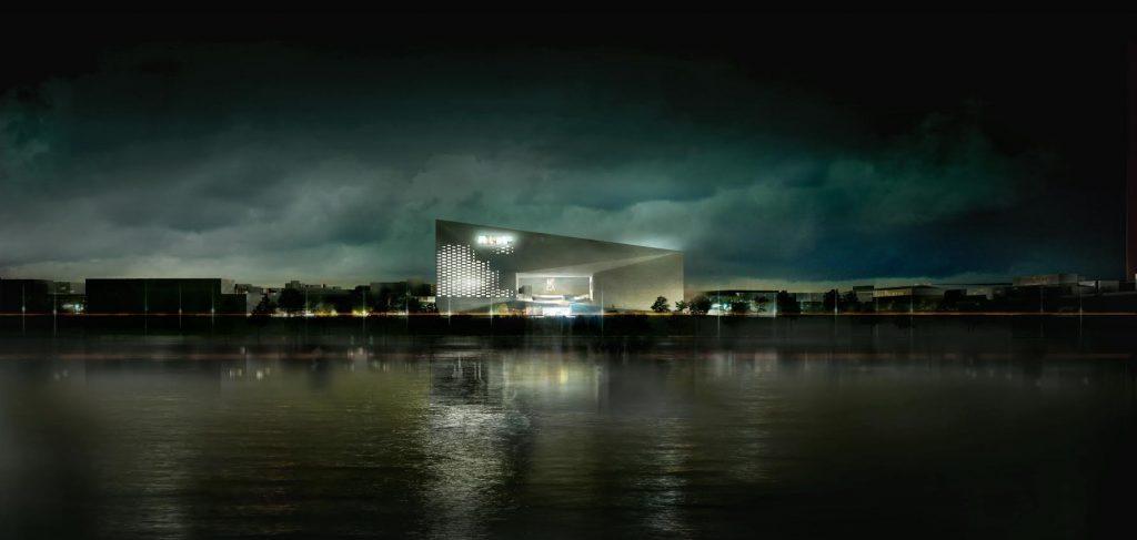 Méca : La Nouvelle-Aquitaine réunit Frac et agences culturelles dans une même architecture