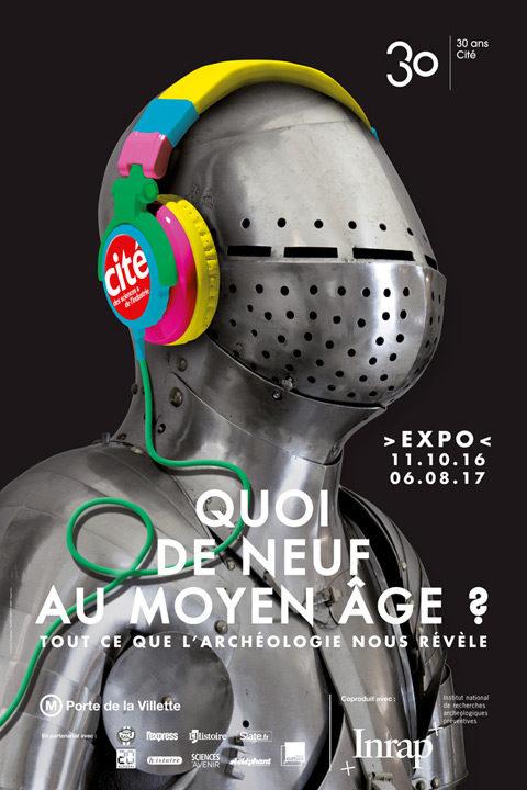 Quoi de neuf au Moyen Âge ? Tout ce que l'archéologie nous révèle à voir à la Cité des Sciences jusqu'au 6 août