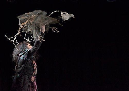 Un pari réussi pour le festival marionettique Ningyo