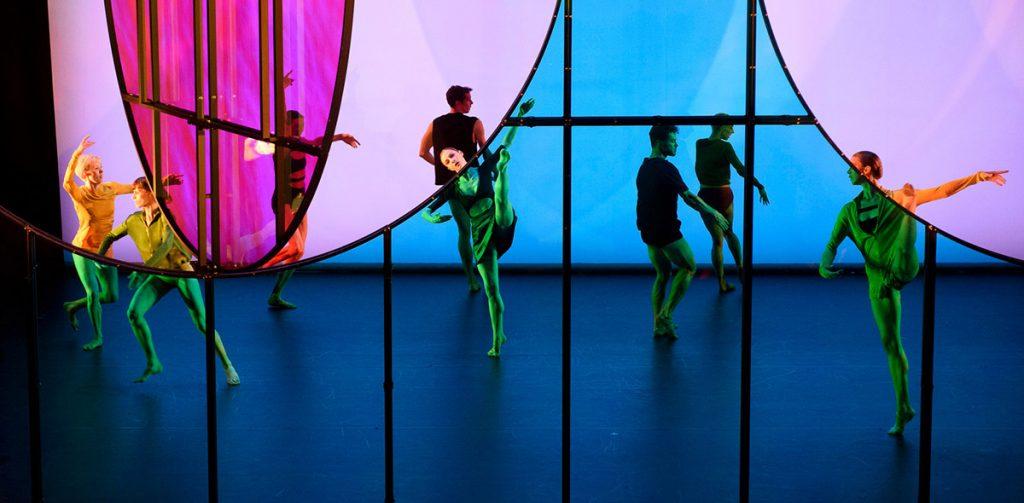 Le ballet «sens» dessus dessous de Wayne McGregor
