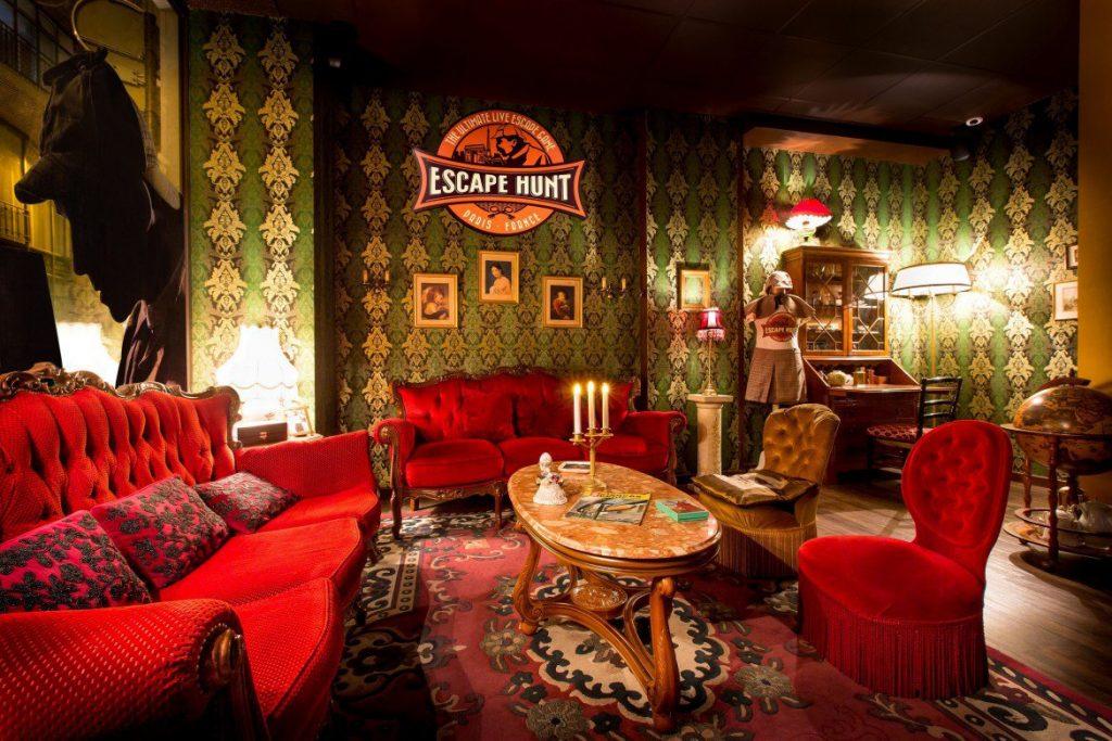 [Escape Game] Crime au Cabaret : bienvenue dans les années folles