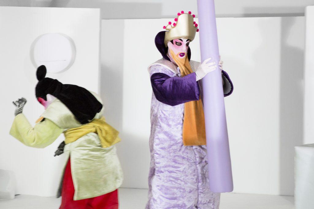 Les geishas acidulées de Fanni Futterknecht à l'Etrange Cargo