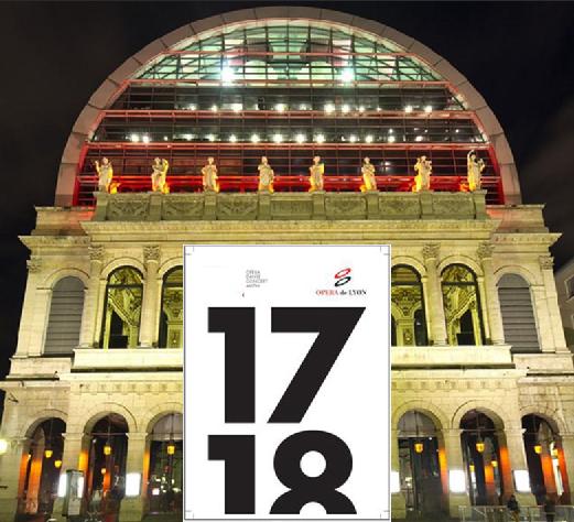 La nouvelle saison de l'Opéra de Lyon est annoncée sous le signe «des guerres et des rois»