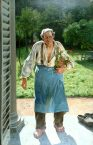 Le vieux jardinier