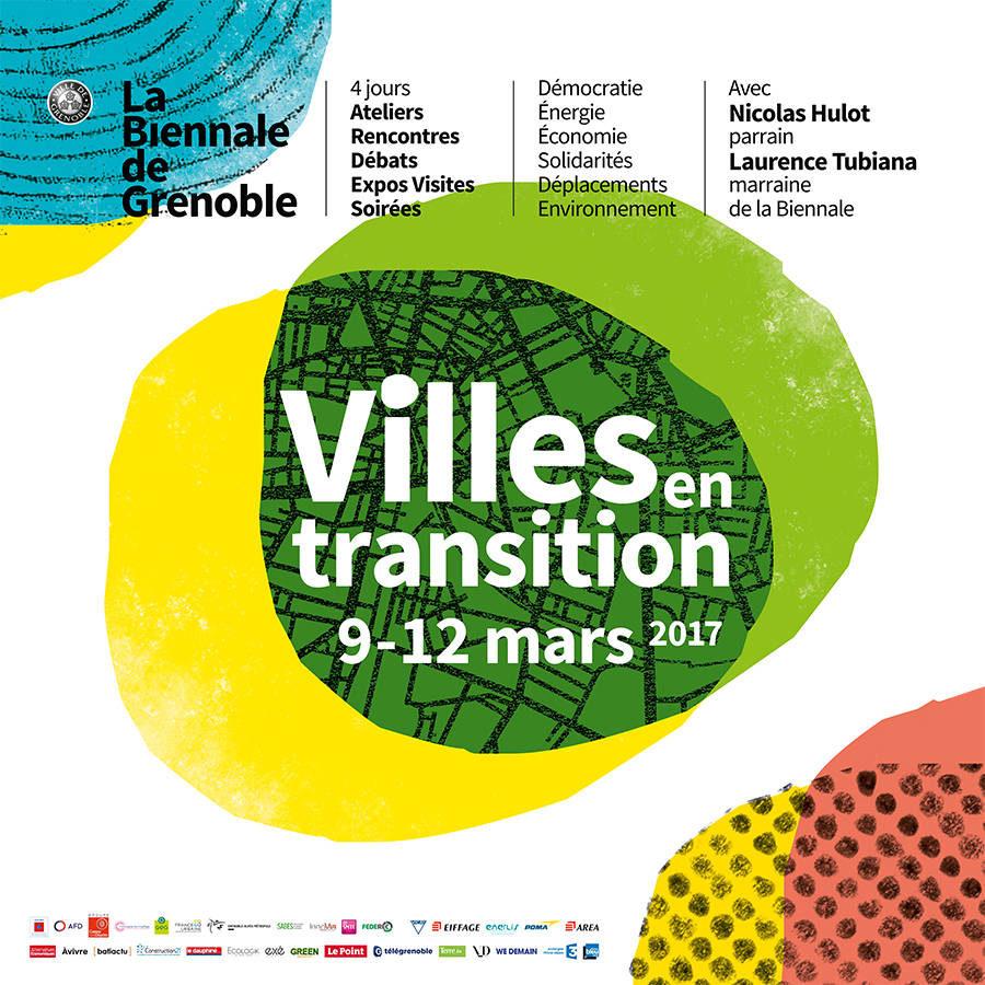 La Biennale de Grenoble : quatre journées d'ateliers tournés vers l'écologie
