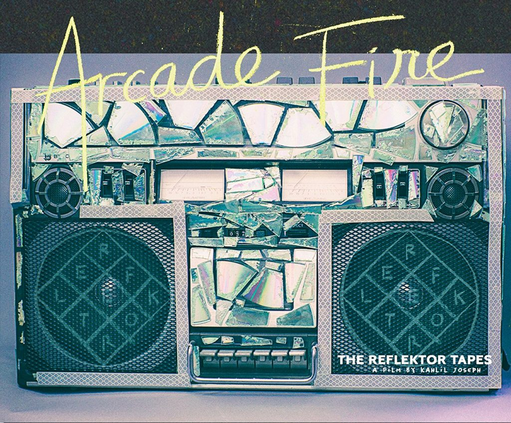 Arcade Fire « The Reflektor Tapes »