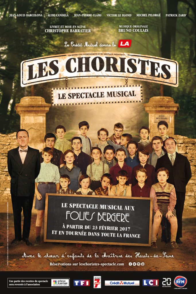 «Les Choristes, le musical», une adaptation musicale réussie et touchante !