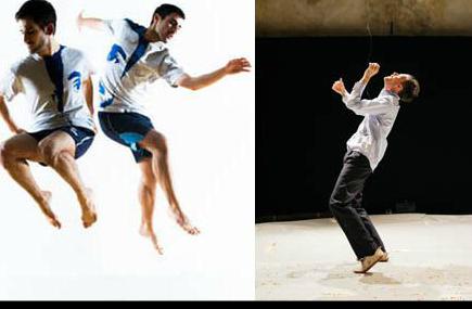Igor, Moreno et Ben Duke invitent le burlesque au Théâtre de la Ville