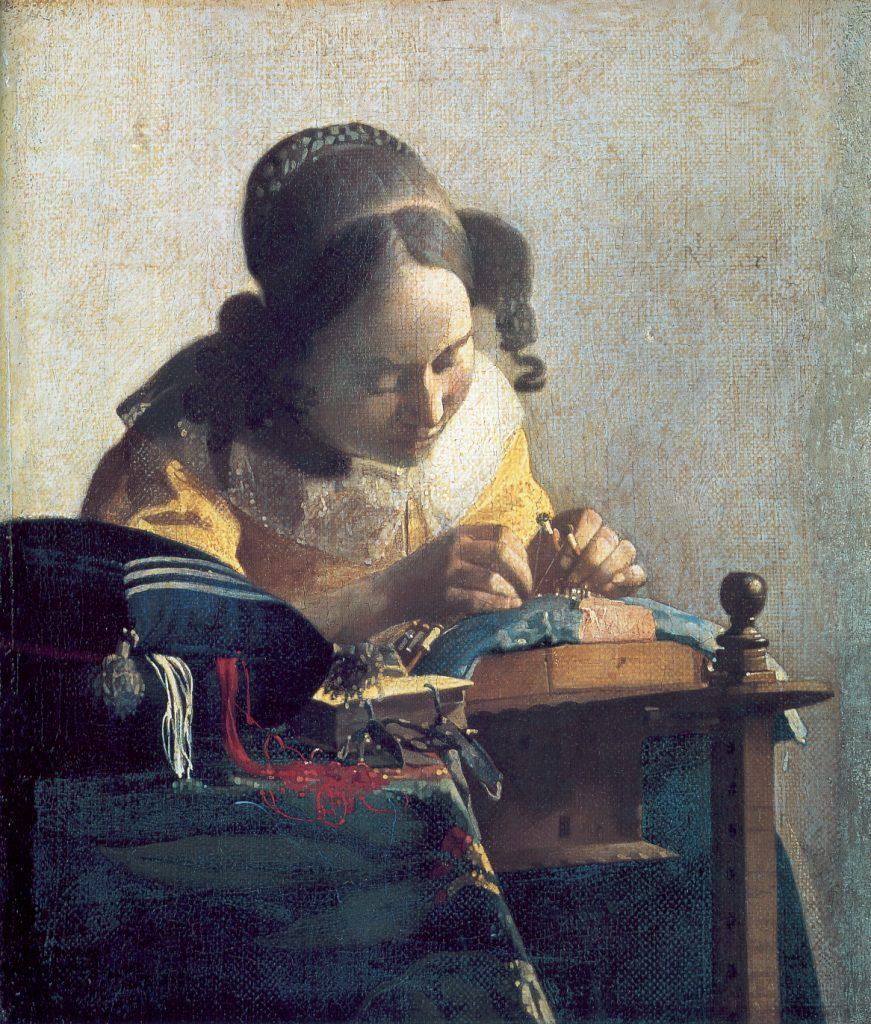 Un Louvre débordé face au succès de l'exposition Vermeer