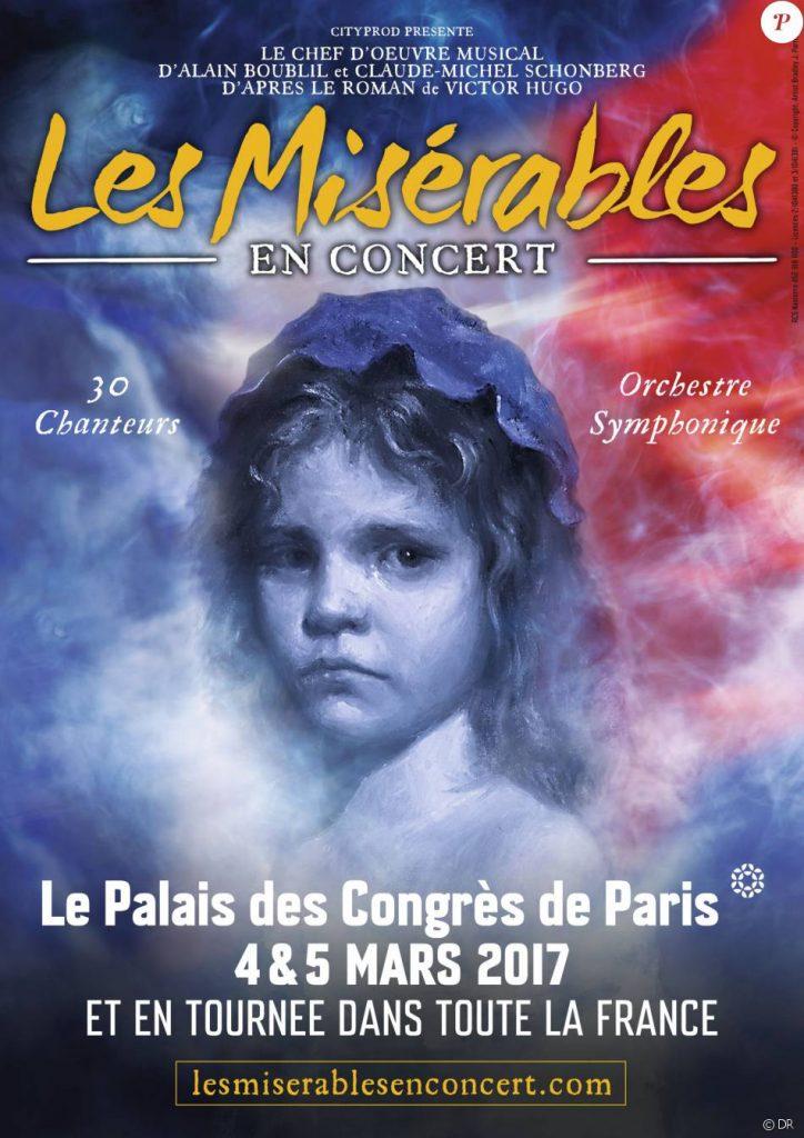 [Live report] Les «Misérables» au palais des Congrès et en tournée dans toute la France !