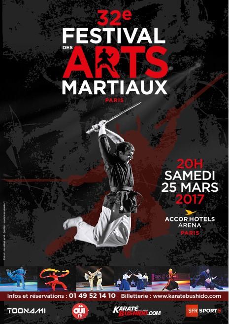 Gagnez 2x10 places pour le festival des arts martiaux for Arts martiaux pdf