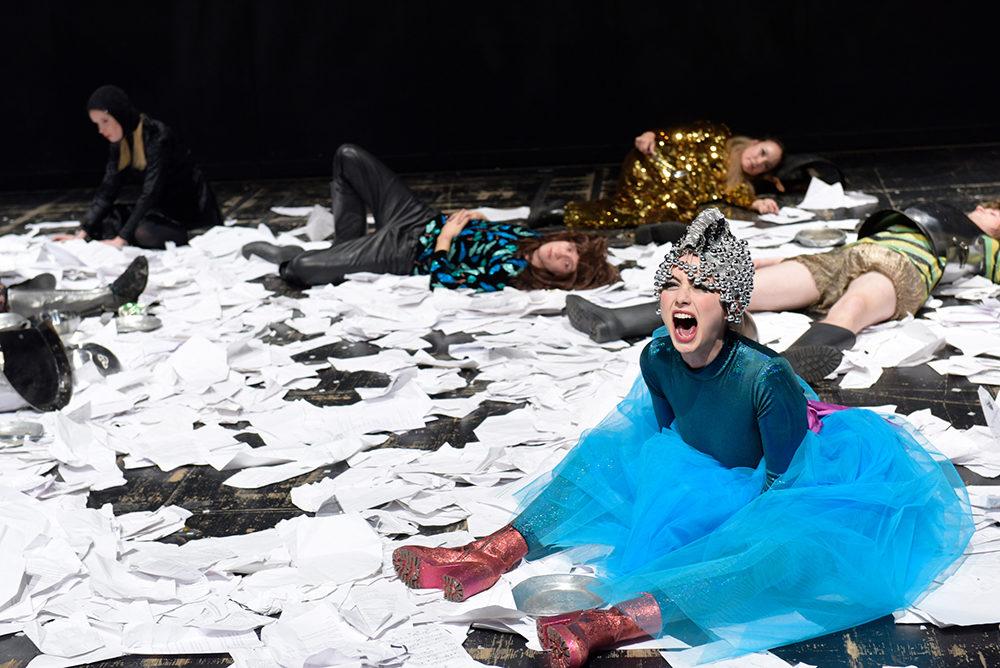 [BERLIN] Lear de Silvia Rieger : Bruit et fureur sur la scène de la Volksbühne