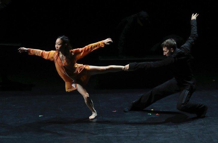 A découvrir, les Grands Ballets Canadiens sont à Chaillot
