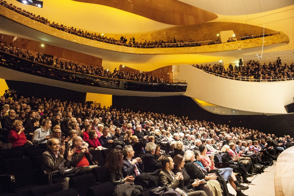 [Live-Report] Visitors, un ciné-concert hypnotique