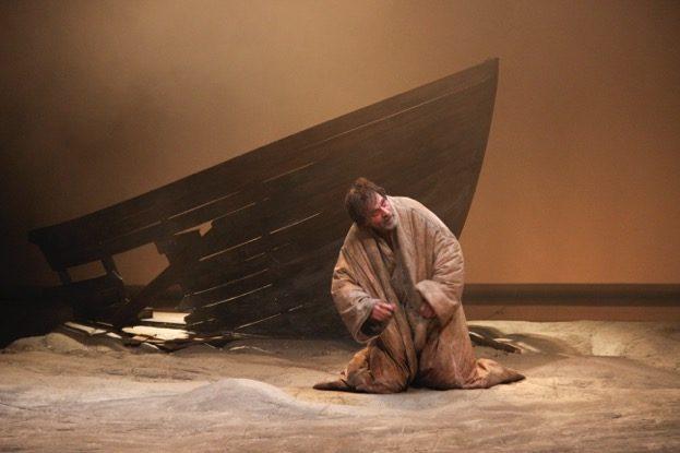 «Timon d'Athènes» de Shakespeare mis en scène par Cyril le Grix à La Tempête
