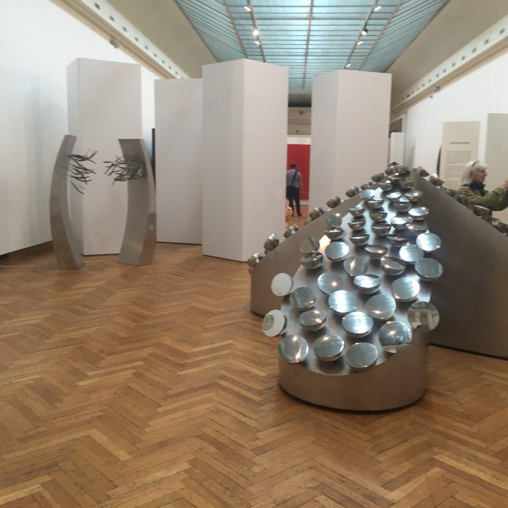 [Bruxelles] Une rétrospective majeure de L'œuvre de Pol Bury au Bozar