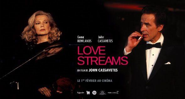 [Réédition] «Love Streams», un des derniers chefs d'oeuvre de Cassavetes à nouveau en salles