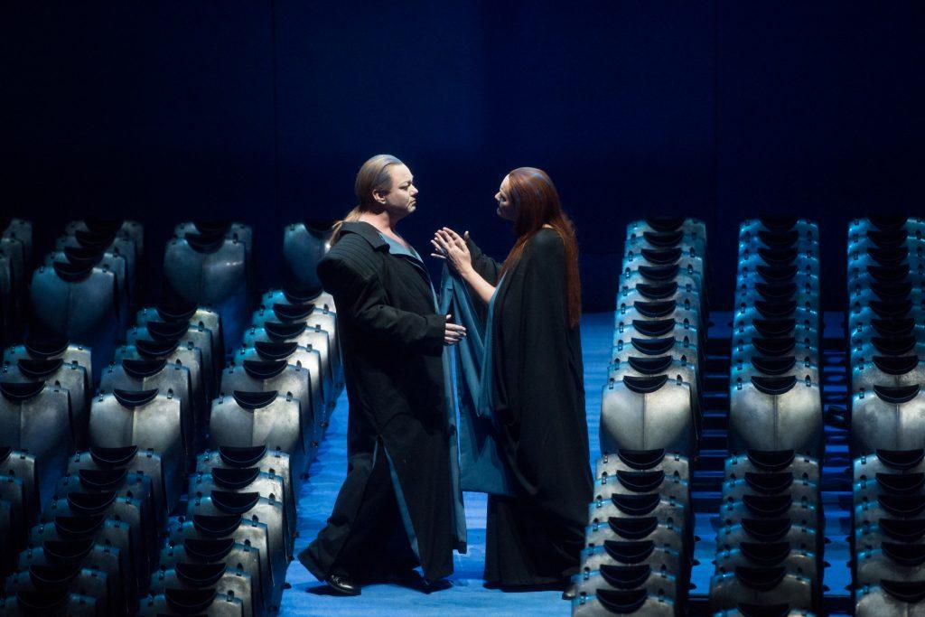 Heiner Müller, les années 1990 et Bayreuth : « Tristan et Isolde » à l'Opéra de Lyon