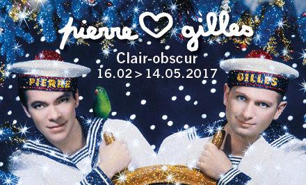 Pierre & Gilles fêtent 40 ans de carrière au Musée d'Ixelles