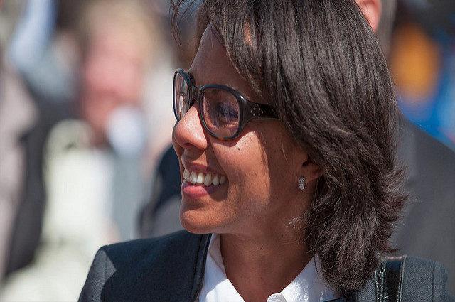 Audrey Pulvar suspendue d'antenne sur CNews pour avoir signé une pétition anti Le Pen